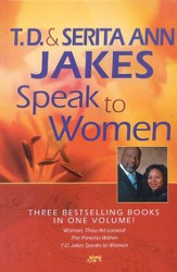 T. D. and Serita Jakes Speak to Women, 3-in-1