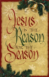 Jesus is the Reason Christmas Cards, Box of 16