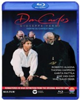 Don Carlos - Verdi Blu-ray