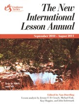 New International Lesson Annual 2010-2011 - eBook