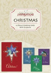 Away in a Manger Christmas Cards, Box of 12
