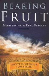 Bearing Fruit: Ministry with Real Results - eBook