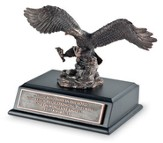 Soaring Eagle Sculpture, Small