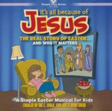 It's All Because of Jesus (Listening CD)
