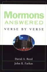 Mormons Answered Verse by Verse - eBook