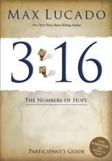 3:16 Participant's Guide: The Numbers of Hope - eBook