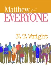 Matthew for Everyone, Part 2: Chapters 16-28 - eBook