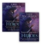 Twelve Unlikely Heroes, Book and Study Guide