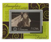 Ray of Sunlight Daughter Photo Frame