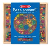 Bead Bouquet, Deluxe Wooden Bead Set