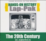 Hands-On History Lap Pak on CD-ROM: The 20th Century in America (Grades 3-8)