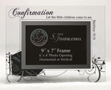 Let the Little Children Come Confirmation Photo Frame