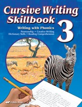 Cursive Writing Skillbook 3