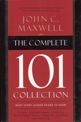 The Complete 101 Collection: What Every Leader Needs to Know - Slightly Imperfect