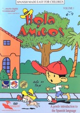 Hola Amigos: A Gentle Introduction to the Spanish Language