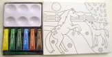 Canvas Creations - Horses