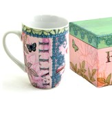 Mug In A Gift Box, Flights of Faith