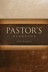 Pastor's Handbook / Revised - eBook