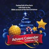 Advent Calendar Christmas Quiz on CD-ROM
