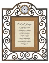 The Lord's Prayer Clock