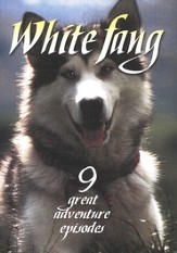 White Fang, Volume 1 (8 Episodes)