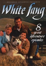 White Fang, Volume 2 (8 Episodes)