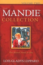 The Mandie Collection, Volume 2 (books 6-10)