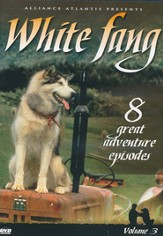 White Fang Volume 3, DVD