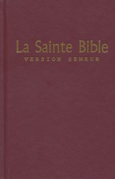 French Bible - HC: La Sainte Bible Version Semeur - French