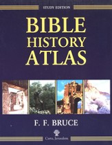 Bible History Atlas: Study Edition