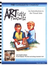 ARTistic Pursuits, Grades K-3 Book One, An Introduction to the Visual Arts