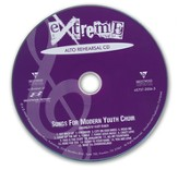 Extreme-Songs for Modern Youth Choir (Alto Rehearsal Track CD)