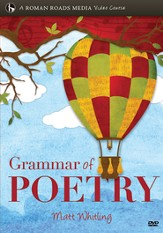 Grammar of Poetry, Video Course DVD