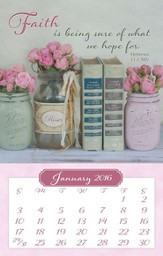 2016 Everyday Miracles Mini Magnetic Calendar