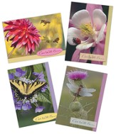 Nature's Friends, Get Well Cards, Box of 12