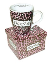 Proverbs 17:17 Mug with Gift Box