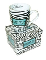Philippians 1:7 Sister Mug with Gift Box