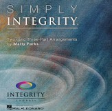 Simply Integrity (Preview CD)