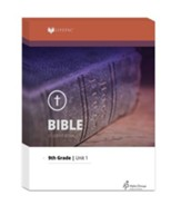 Lifepac Bible, Grade 9, Workbook Set