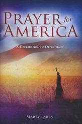 Prayer for America: A Declaration of Dependence (Choral Book)