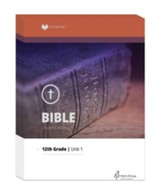 Lifepac Bible, Grade 12, Workbook Set