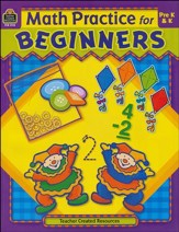 Math Practice for Beginners Pre K & K