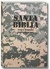 NVI, Military Bible, Compact, Softcover