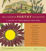 Caedmon Poetry Collection: A Century of Poets Reading Their Work Low-Price CD: Caedmon Poetry Collection: A Century of Poets Reading Their Work