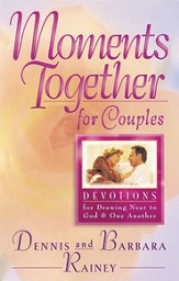 Moments Together For Couples: Devotions for Drawing Near to God and One Another - eBook