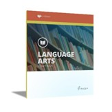 Lifepac Language Arts, Grade 7, Workbook Set