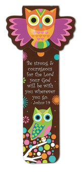 Be Strong and Courageous Bookmark