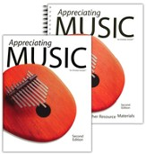 BJU Appreciating Music Teacher's Resource Materials  Second Edition