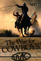 NIV The Way for Cowboys New Testament, softcover