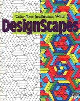 DesignScapes Coloring Book